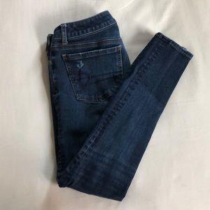 American Eagle — Ripped Super Stretch Jeans